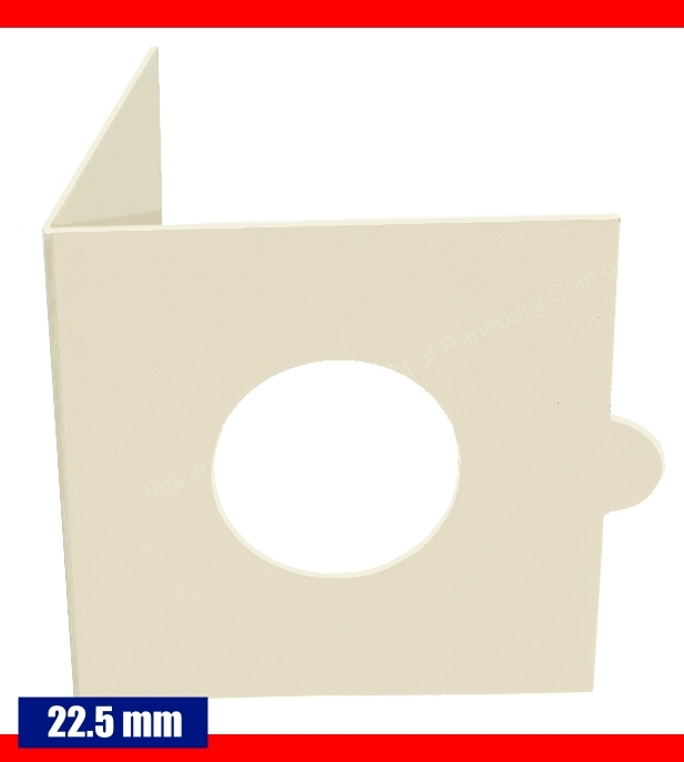 Hartberger Self Adhesive coinholder 22.5mm a