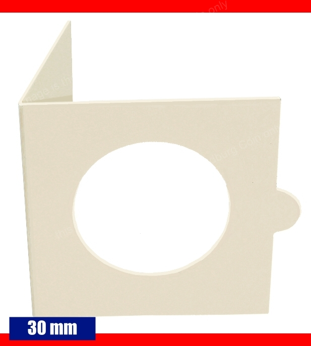 Hartberger Self Adhesive coinholder 30mm a