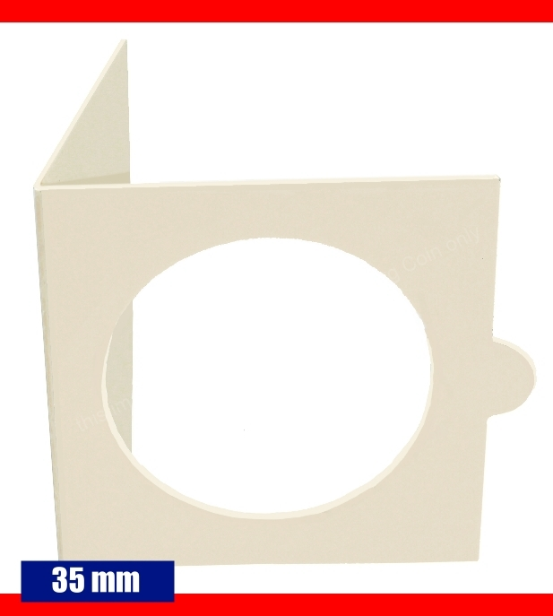 Hartberger Self Adhesive coinholder 35mm a