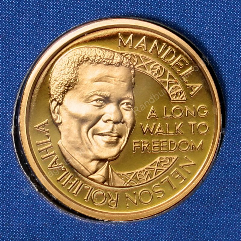 Nobel Peace Prize Medal 1986 Mint Of Norway - Gold ...