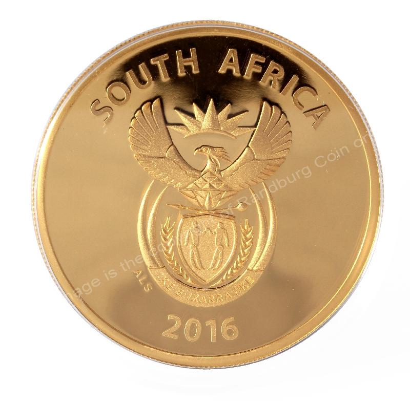 2016 Gold 1oz R200 Big Cats Initiative Cheetah 4 coin Nat Geo Set ob