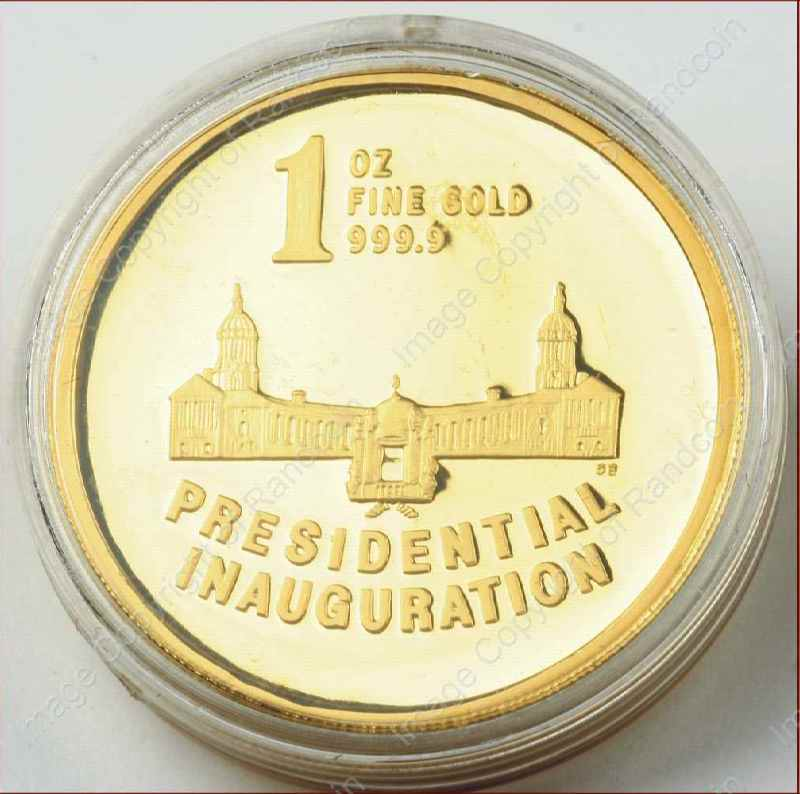1994_1oz_Gold_Mandela_Inauguration_Medallion_rev