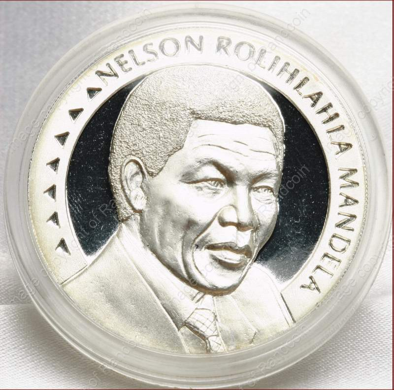 Mandela_FNB_Medallion_1oz_Silver_Education_coin_ob