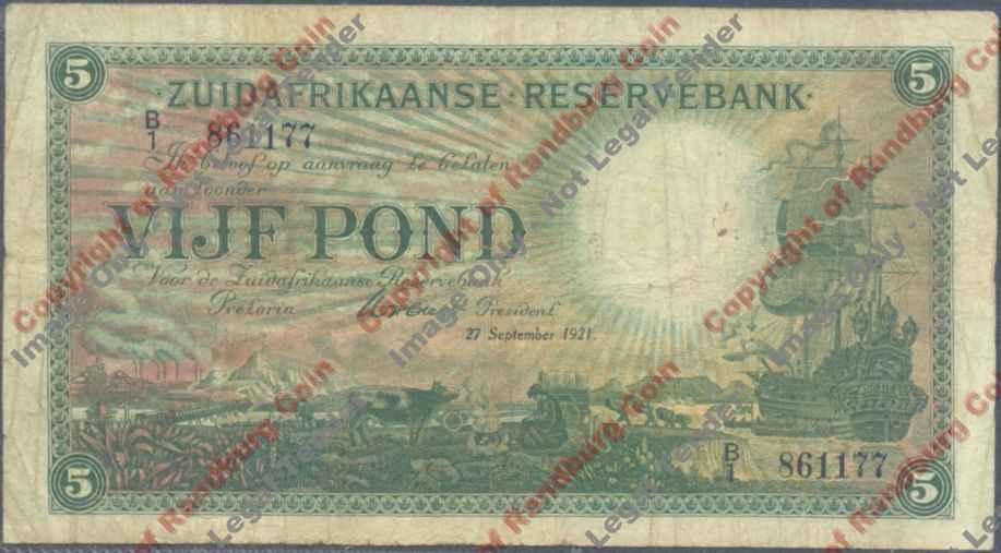 SARB_WH_Clegg_1st_005_Pound_VF_1921_B1_117_ob.jpg
