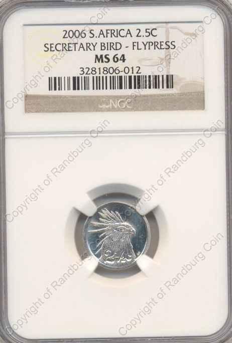 2006_Silver_2_Half_cent_Secretary_Bird_coin_NGC_MS64_ob.jpg
