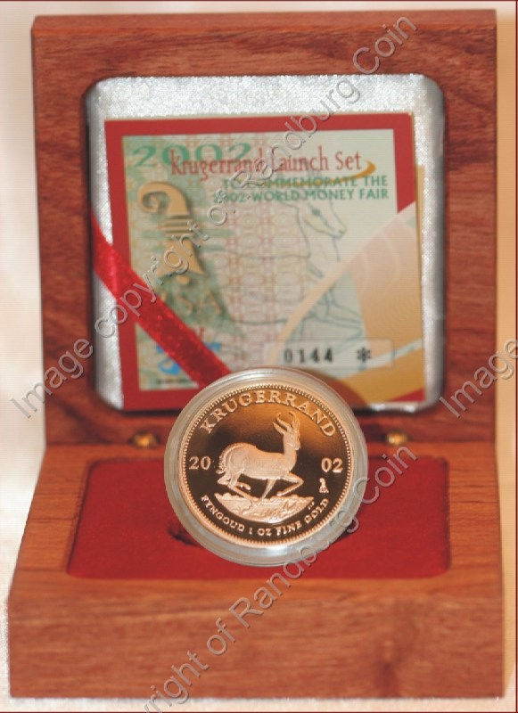 2002_Gold_Proof_Krugerrand_Launch_World_Money_Fair_1oz_rev