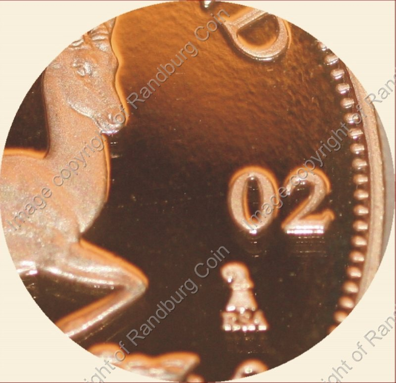2002_Gold_Proof_Krugerrand_Launch_World_Money_Fair_Mintmark_rev