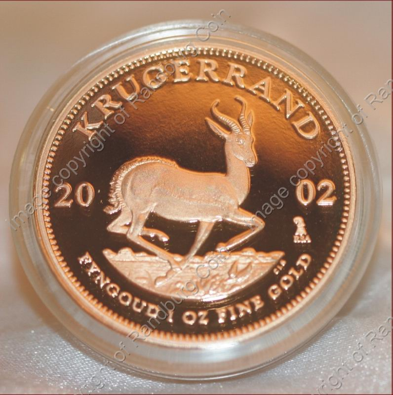 2002_Gold_Proof_Krugerrand_Launch_World_Money_Fair_coin_1oz_rev