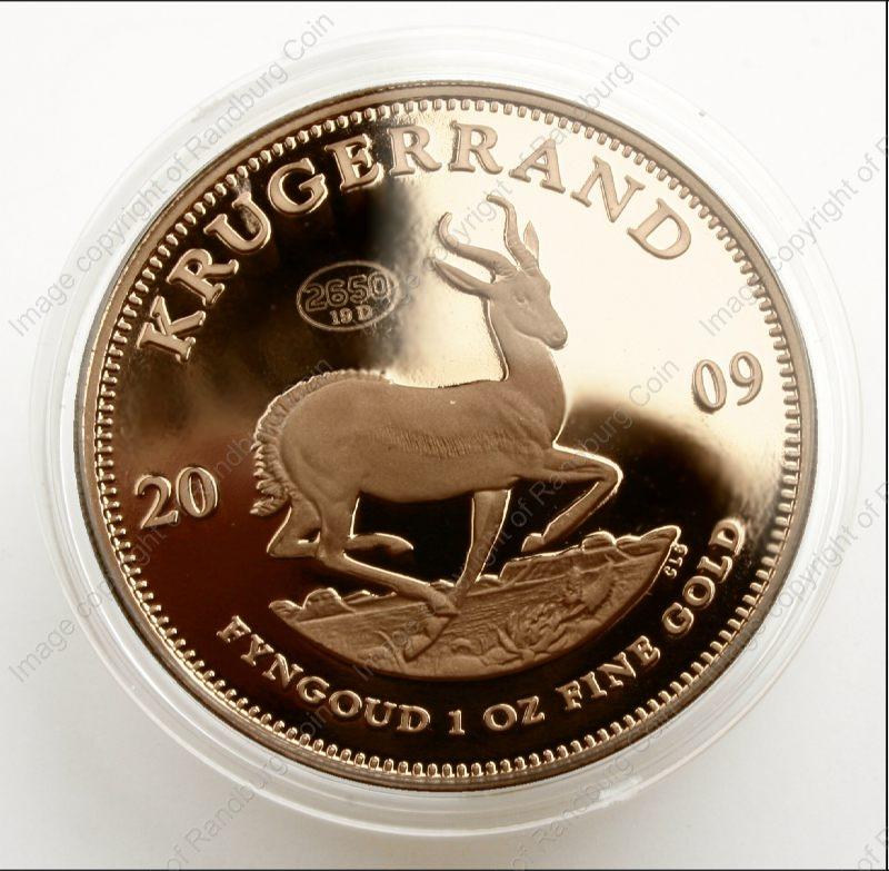 2009_Gold_KR_1_oz_Launch_Mintmark_Set_KR_Coin_rev