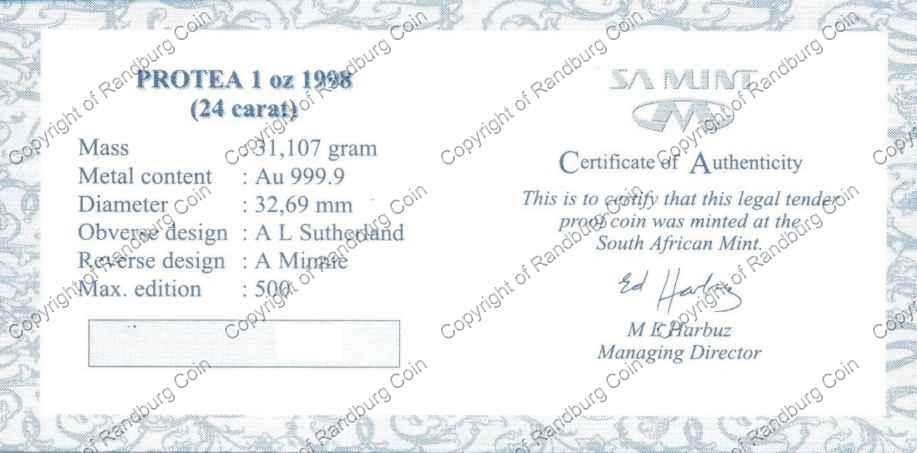 1998_Gold_Protea_1_oz_YOC_Cert_rev.jpg