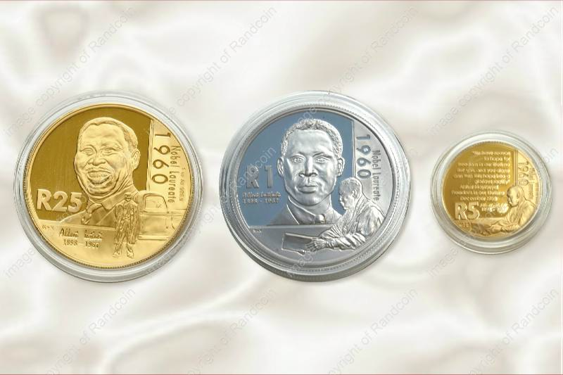 2005_Protea_Proof_Set_Luthuli_coins_rev