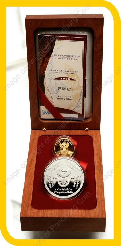 2006_FIFA_Gold_Proof_Quarter_Plus_Silver_1oz_Collectors_Set_box_open_ob