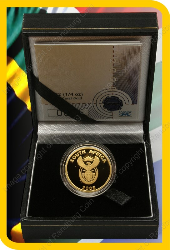 2008_Gold_R2_Proof_FIFA_Quarter_oz_open_box_ob