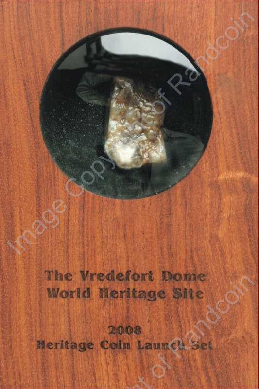 (原创)看邮票士南非41:世界自然遗产---南非 弗里德堡陨石坑 - 六一儿童 - 译海拾蚌