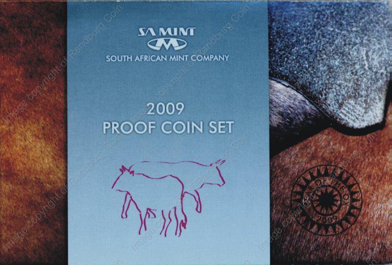 2009_Proof_Set_Wilderbeest_certificate